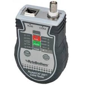 Triplett / Byte Brothers CTX200 Pocket CAT LAN Tester for RJ45 CAT5 CAT6 and ...