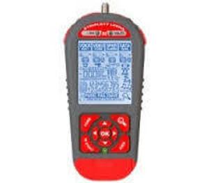 Triplett LVPRO20 Multi-Cable Tester: RJ11, RJ45, COAX - Backlit Display + Test Module Capable