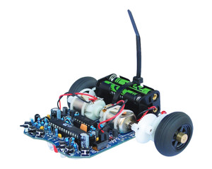 Global Specialties ARX ASURO Robot