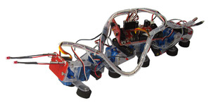 Global Specialties R500 Robotic Caterpillar