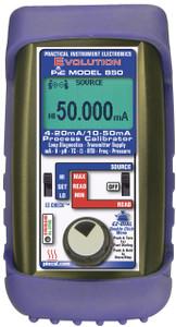 Piecal 850  10-50 mA Multifunction Process Calibrator, Loop Diagnostics