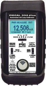Piecal 334Plus  mA Loop Diagnostic Calibrator, find hidden loop problems