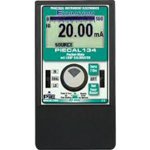 Piecal 134  4-20 milliamp Loop Calibrator, Fits in your pocket!
