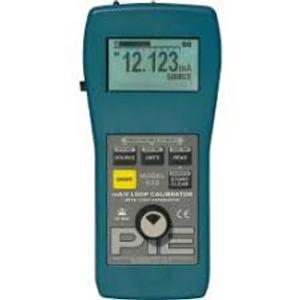 Piecal 532  mA & Voltage Diagnostic Calibrator, loop diagnostics