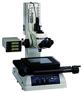 Mitutoyo 64PKA092A MF-A1010D Measuring Microscope with LED Illumination Unit and Binocular Tube (Pack of 3)