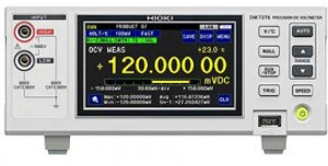 Hioki DM7276-01 Precision DC Voltmeter  (20 PPM)