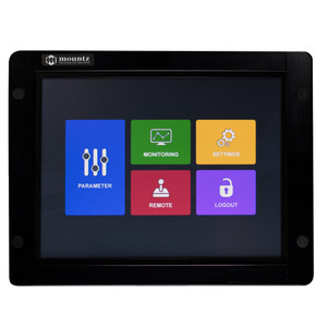 Mountz 310004 TPM (Torque Process Monitoring) Touch Screen for MD-Series
