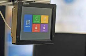 Mountz 310097 TPM (Torque Process Monitoring) Touch Screen for AD-Series