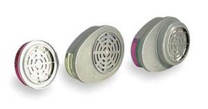 MSA 815365 Cartridges, Adv, Gmd-P100, 2/Pkg