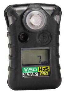 MSA 10097840 Sngl Gas Det:25 Pk,Alt Pro,H2S,Bp,P.Grn