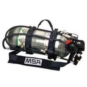 MSA 10100097 Portable Air Supply Hp W/Responder Reg