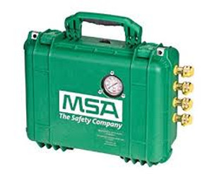 MSA 10107815 Breathing Air System,Box,Hansen,100 Cfm