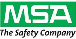 MSA 10160644 Helmet Assy,880,Blk,Rd/Org Trim,Chicago