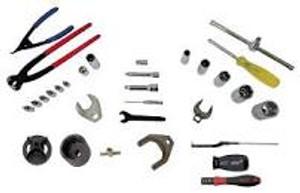 MSA 10164448 Kit, Repair Tools, G1, Deluxe