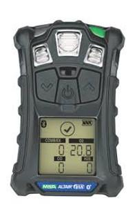 MSA 10184793 Multigas Detector, Altair 4Xr,Configured
