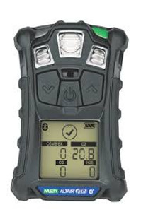 MSA 10184925 Multigas Detector, Altair 4Xr,Configured