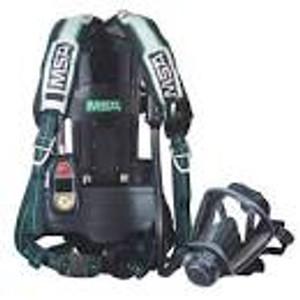 MSA 10186401 Scba, G1 Fs, Configured