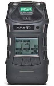 MSA 10186658 Multigas Detector, Altair 5X,Configured
