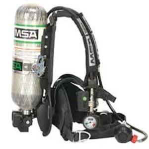MSA 10186884 Scba, G1 Fs, Configured