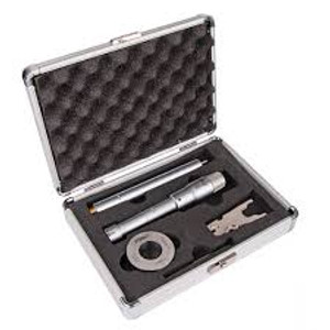 Fowler 52-257-005-0 XTRA-VALUE Bore Mics 3-Point Bore Gage Micrometers