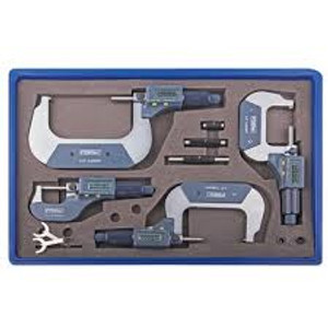 Fowler 54-860-104-0 Electronic IP54 Outside Micrometer Set