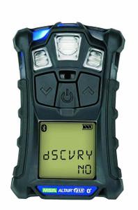 MSA alt10178560 10107602 ALTAIR 4X Gas Detector, Charcoal, LEL, O2, CO, H2S