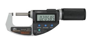 "Mitutoyo 293-676-20 Digital Absolute Micrometer QuickMike 0-1,2"", Digimatic"