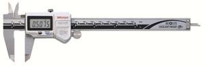 "Mitutoyo 500-753-20 Digimatic Caliper, 0-6"", IP67, 0005"" 0/01 mm No SPC"