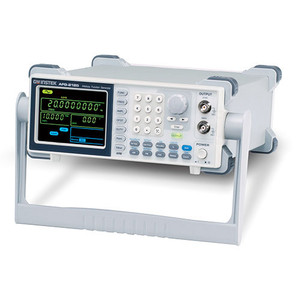 GW Instek AFG-2105 Arbitrary DDS Function Generator with Counter, Sweep, AM, FM and FSK Modulation, 0.1Hz to 5MHz Frequency Range