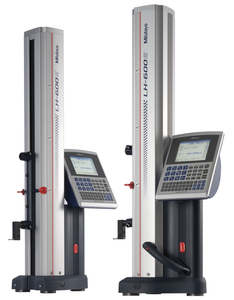 Mitutoyo 518-352A-21 Linear Height LH-600EG Height Gage- 2D Measurement