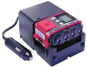 RKI 81-1050RK-25 Regulator, with gauge & knob, 17/34L, 0.25 LPM