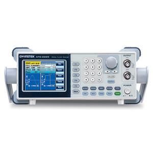 GW Instek AFG-22252 Channel, 25MHz, w/Ext. counter, sweep, AM/FM/FSK