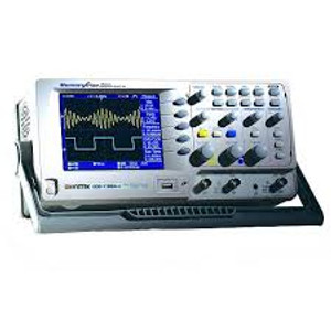 GW Instek GDS-1102-U 100MHz, 2-channel DSO, 250MS/s with USB,SD card slot