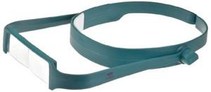 Aven 26226 OptiVue Headband Magnifier - 4 Lenses (1.6x, 2.0x, 2.5x, 3.5x)