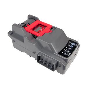 RKI 81-SDM3R204 SDM-3R calibration station with 2 solenoid, demand flow regulator