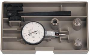 """Mitutoyo 513-403T, .0001"""" X .008"""" Horizontal Test Indicator Set, 0-4-0"""