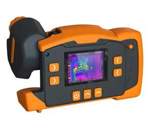 Cordex TC7000  Intrinsically Safe Thermal Imaging Camera