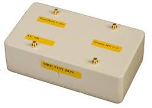 Tramex CALBOXMRH3 Calibration Check Box for MRH III Digital moisture meter