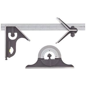 "Fowler 52-400-012-0 12"" 4R Combination Square Blade"