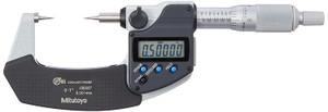 "Mitutoyo 342-351-30 Point Micrometer 0-1""/ 25.4mm Range-15° Point"