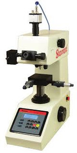 Starrett MICRO VICKERS HARDNESS TESTER WITH AUTO TURRET - BASIC SOFTWARE AND TURRET CONTROL