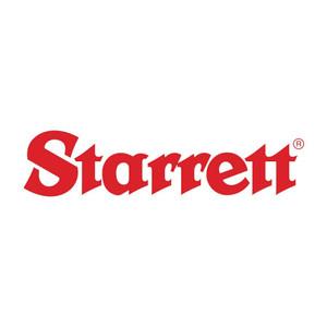 Starrett DIAL INDICATOR, 0 -25.0mm, .01mm GRAD