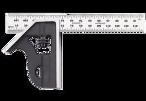 Starrett STUDENT COMBINATION SQUARE, 150mm 10MH-150
