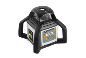 KAPRO. Pro Rotary Green Laser with Manual slope & Detector