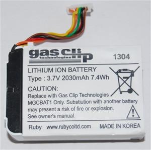 Gas Clip Technologies MGC-SE-BAT1 Multi Gas Clip Battery Assembly