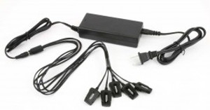 Gas Clip Technologies MGC-CHRG-MULTI Multi Gas Clip 5 Unit Cable Charger