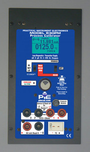 PIE 820PM Panel Mount PIE 820 multifunction calibrator. Comes with ACadapter, mounting plate, screws and NIST cert.