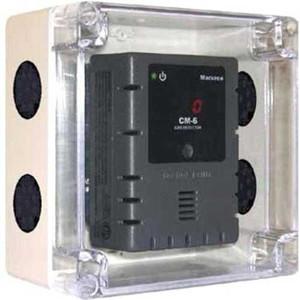 "Macurco Gas Detection  Weatherproof Housing Kit, Standard 4""x4"" Size Detectors"