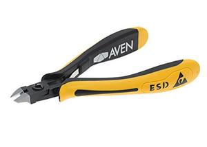 """Aven 10822S Accu-Cut Relieved Oval Head Cutter, 4-1/2"""" Semi-Flush"""