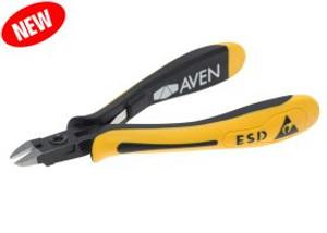 """Aven 10823S Accu-Cut Large Oval Head Cutter, 4-1/2"""" Semi-Flush"""